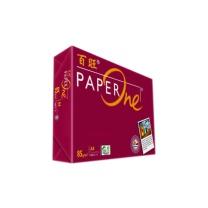 百旺 PAPER One 复印纸 红色包装 A4 85g  500张/包 5包/箱