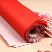 金光创利 Copy Paper 大红纸 100*80cm  每卷100张