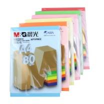 晨光 M&G 彩色复印纸 APYVPB0229 A4 80g (深蓝色) 100张/包