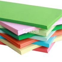 国产 彩色复印纸 A4 80g (绿蓝色/深蓝色) 100张/包 (不同批次有色差,具体以实物为准)