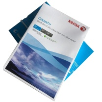 富士施乐 FUJI XEROX 彩色激光打印纸 A4 90g  500张/包 5包/箱