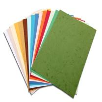 国产 皮纹纸 A4 230g (桔红色) 100张/包