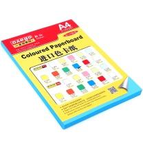 文仪易购 OAEGO 国产色卡纸 A4 120g (10#大红色) 100张/包
