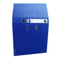 晨光 M&G 定制经济型快劳夹 ADM95075 2寸(蓝色)(DZ)  (上海电气链接)