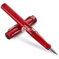 凌美 LAMY 狩猎系列墨水笔 F笔尖 (红色) 1支/盒 (不含礼盒、礼袋)