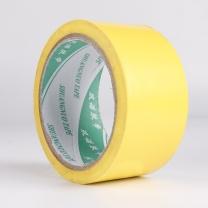 国产 单色警示胶带 60mm*15m (黄色)