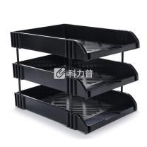 富强 FQ 三层文件盘 FQ-438A (黑色)