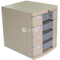 远生 Usign 四层带锁文件柜 US-2K (灰色)