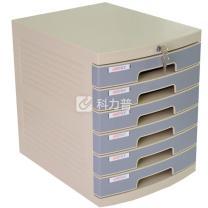远生 Usign 六层带锁文件柜 US-3K (灰色)