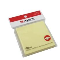 晨光 M&G 便利贴 AS33A101100D 76*76 100页