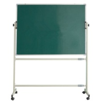 亿裕 移动双面绿板配不锈钢支架 0915 900*1500mm