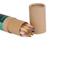 晨光 M&G 12色筒装牛皮纸彩色铅笔 AWP34308 M&G  12支/筒