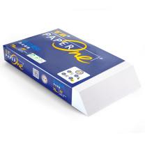 百旺 PAPER One 复印纸 蓝色包装 A4 70g  500张/包 5包/箱