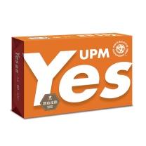 (橙)益思 UPM Yes orange 普白复印纸 A4 80g  500张/包 5包/箱 (大包装)