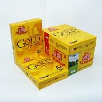 金旗舰 Gold FLAGSHIP 超质感多功能复印纸 A4 70g  500张/包 5包/箱 (仅限华东华北可售)