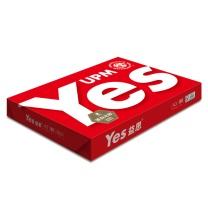 (红)益思 UPM Yes red 高白多功能复印纸 A3 80g  500张/包 5包/箱 (大包装)