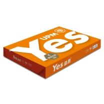 (橙)益思 UPM Yes orange 普白复印纸 A3 80g  500张/包 5包/箱 (大包装)