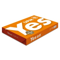 (橙)益思 UPM Yes orange 普白复印纸 A3 80g  500张/包 5包/箱