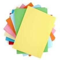 传美 TRANSMATE 浅蓝 80G 500张/包 单包销售 复印纸 彩色纸 宣传纸 手工纸 A5 80G 210*148.5mm