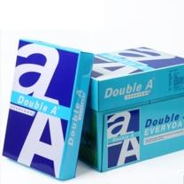 达伯埃 Double A 复印纸 B4-5 70g (白色) 5包/箱