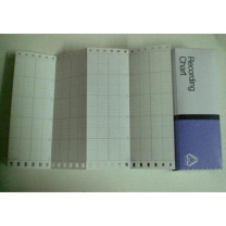 JH折叠式 记录纸 B4 210*75*30m