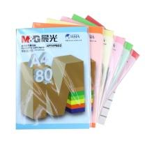 晨光 M&G 彩色复印纸 APYVPB0151 A4 80g (淡黄色) 100张/包