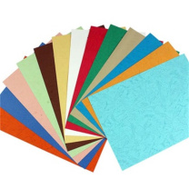 国产 皮纹纸 A4 230g (深绿色) 100张/包