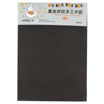 晨光 M&G 皮纹纸 FPYNZS22 A4 (黑色) 10张/包