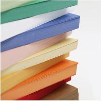 科朗鑫盛 彩色皮纹纸 A4,180g,平面1 100张/包 (彩色) 100张/包