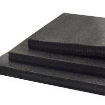 上柯 珍珠棉 A1362 宽1米X长2米厚50mm (黑色)