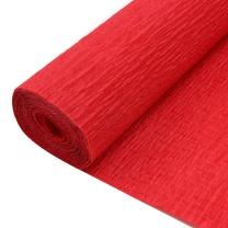 元浩 yuanhao 皱纹纸 50*250cm (大红色) 1张/卷 10卷/包
