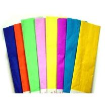 瑞普 褶皱纸 无 包 (混色) 彩色纸皱纹纸 手工花艺褶皱纸 75×50cm 10色 10张/包