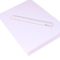 国产 色卡纸 A4 180g (白色) 100张/包