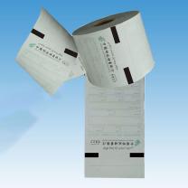 影元 带维文LOGO及二维码热敏凭条纸 80*100*25.4mm 50卷/箱