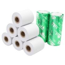 多林 DL Duolin 双胶收银纸 双胶收银纸 宽幅57mm*外径50mm  2卷/筒 60筒/箱 (整箱订购)