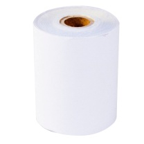 多林 DL Duolin 双胶收银纸 双胶收银纸 宽幅75mm*外径60mm  2卷/筒 80卷/箱 (整箱订购)