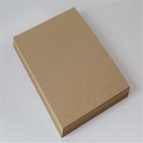 国产牛皮纸封皮 A4 230g  50张/包
