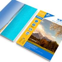 泛太克 FANTAC 双面高光铜版纸 A4 300g  50张/包