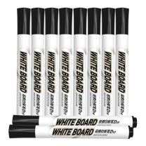晨光 M&G 单头白板笔 AWMY2202 (黑色) 10支/盒