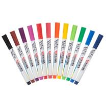 晨光 M&G 白板笔套装 AWMY2302 2-3mm (12色)