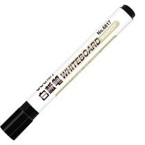 得力 deli 白板笔 6817 2.0mm (黑色) 10支/盒