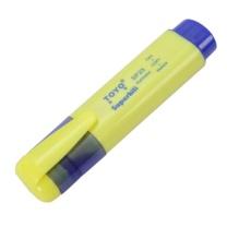 东洋 TOYO 荧光笔 SP-25 4.8mm (黄色) 10支/盒