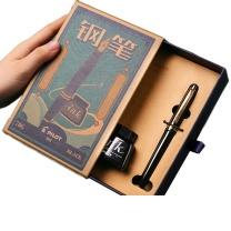 百乐 FP-78G+ 钢笔套装 黑色(单位:盒)