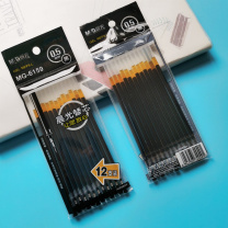 晨光 M&G 中性替芯 MG-6159 0.5mm (黑色) 12支/袋