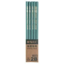 晨光 M&G 2B经典六角木杆铅笔 AWP35715  10支/盒