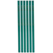 晨光 M&G 绿色笔杆六角铅笔 AWP357X3 HB (黑色) 10支/盒