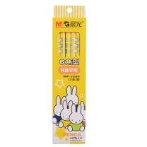 晨光 M&G 六角形米菲HB铅笔 MF3200 (混色) 12支/盒 (颜色随机)