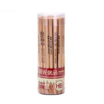 晨光 M&G 原木铅笔 AWP30401 HB (黑色)