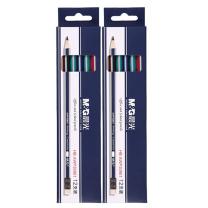 晨光 M&G HB木杆铅笔三角抽条 AWP30901  12支/盒