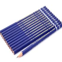 中华 Chung Hwa 铅笔 116 6B (蓝色)